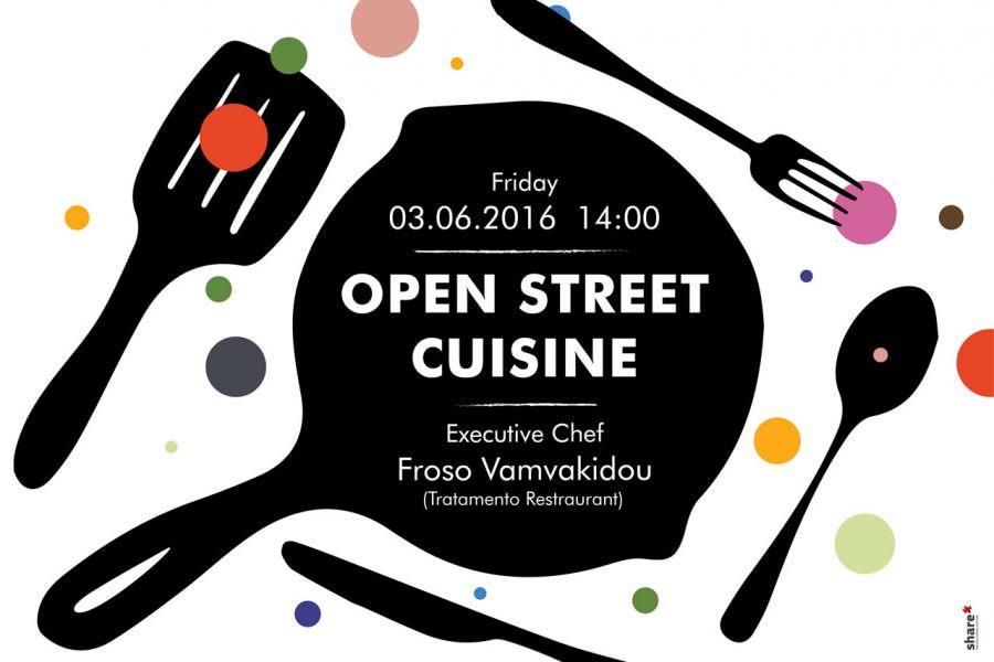 Open Street Cuisine by menta!