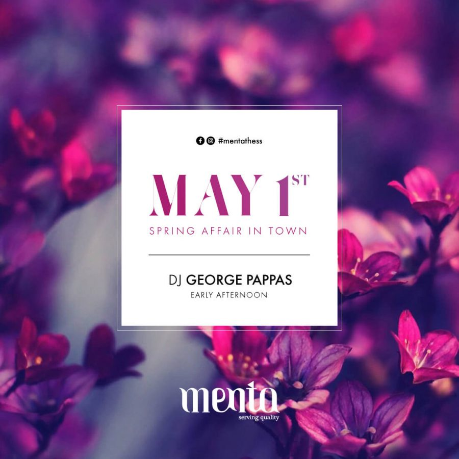MAY 1st ~ Spring Affair in Town