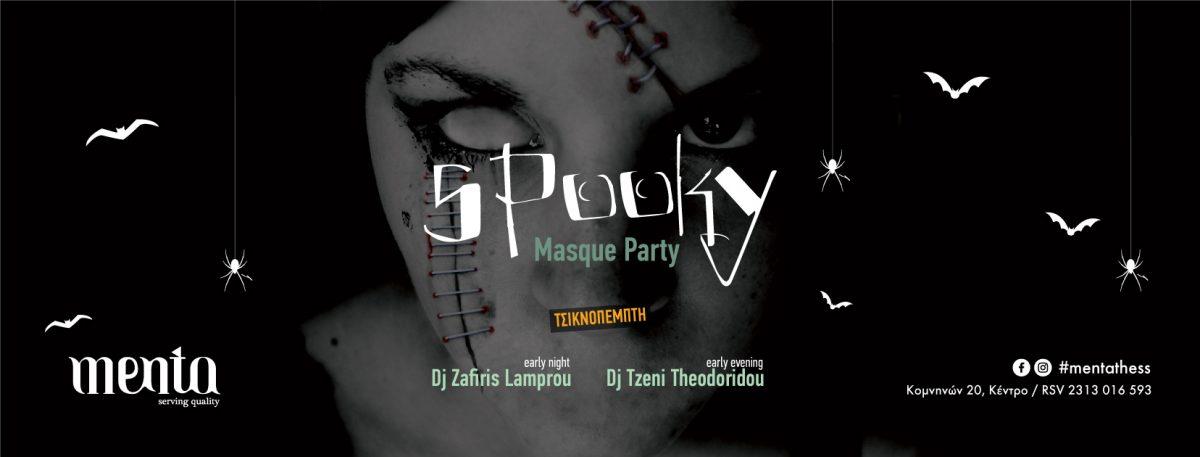 Spooky ~ Masque Party