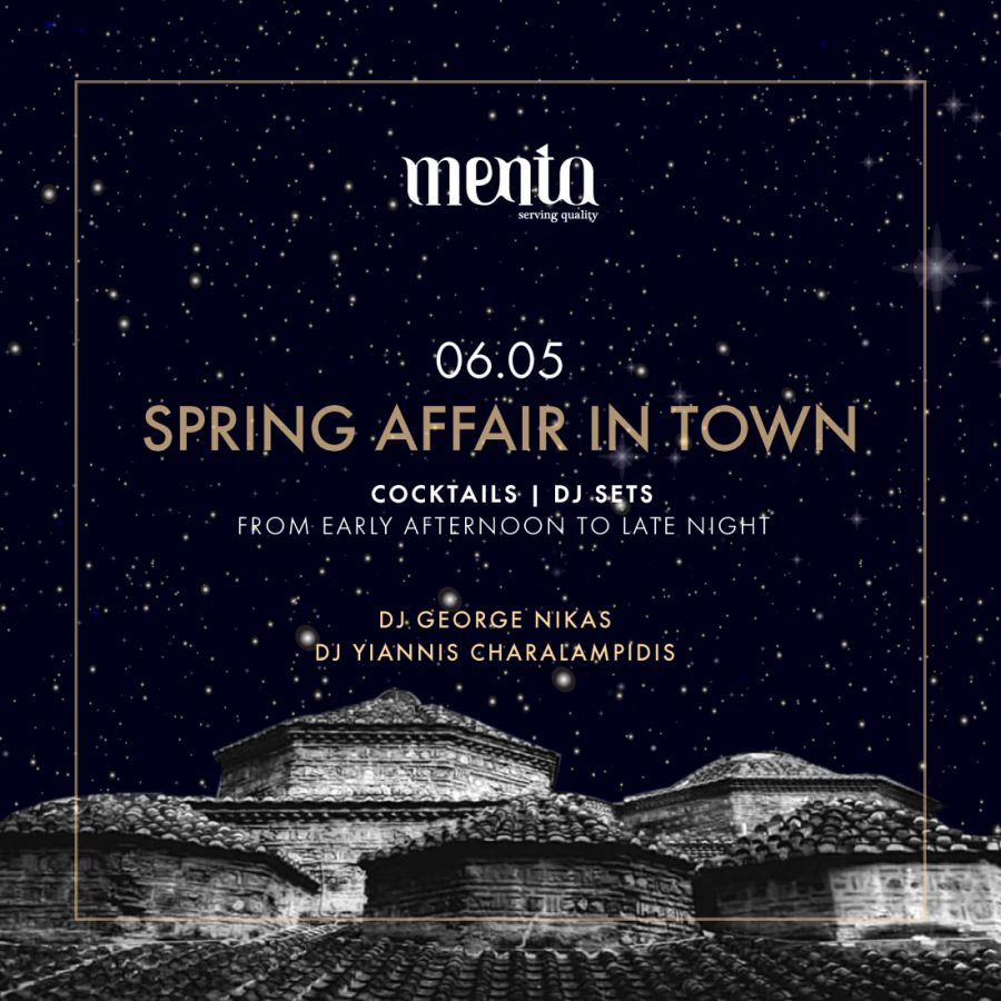 06.05 SPRING AFFAIR IN TOWN