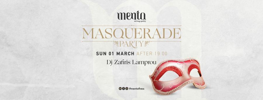 Masquerade Party ~ 01.03